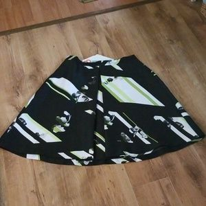 Lane Bryant box pleat skirt size 20